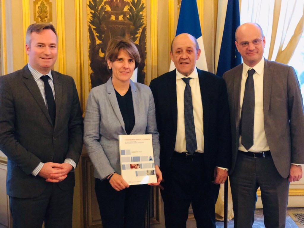 147 recommandations pour défendre l'enseignement français à l'étranger